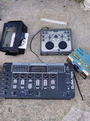 DJ EQUIPMENT for Sale in Cleveland, OH