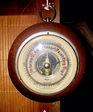 Vintage Swift Barometer for Sale in Neenah, WI