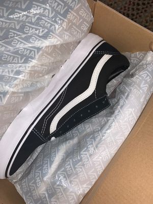 Vans Old Skool Black size 10 for Sale in Jamison, PA