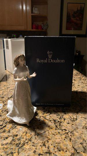 Vintage Royal Doulton Greetings Figurine for Sale in Huntington Beach, CA