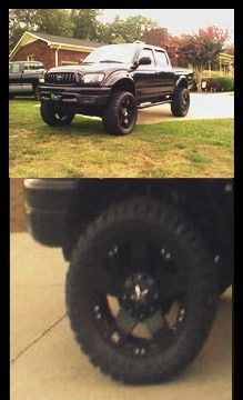 RwWppO3 ToYoTa TaCoMa 4WDWheels-Clean for Sale in Long Beach, CA