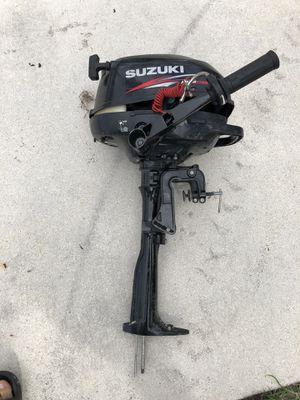 Suzuki 2.5hp outboard for Sale in Delray Beach, FL