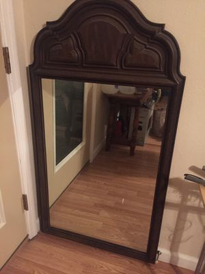 Brown Mirror for Sale in Columbus, OH