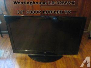 "Westinghouse LD-3255VX Review 32"" 1080P 120HZ LCD/LED TV for Sale in Grapevine, TX"