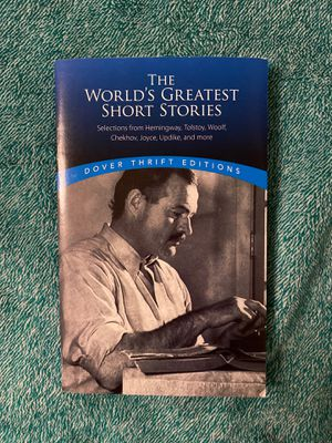 The World's Greatest Short Stories Dover Thrift Editions for Sale in Ithaca, NY