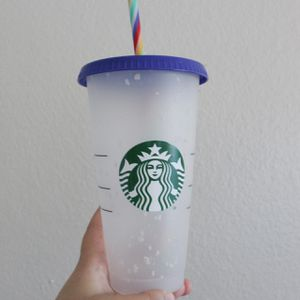 Starbucks Confetti Cold Cup for Sale in Escondido, CA
