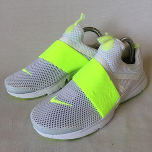 Nike Presto Extreme SE White Volt size 5.5youth/ 7women's for Sale in Las Vegas, NV