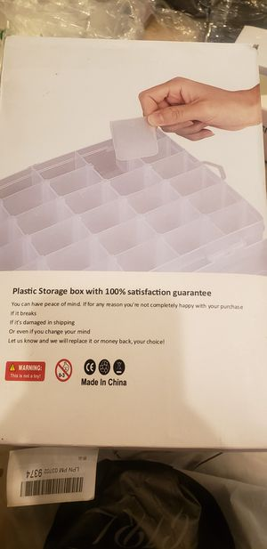 3 pack organizer containers for Sale in Peoria, AZ