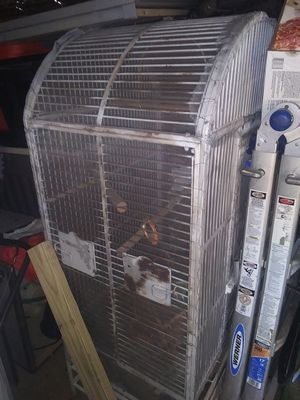 Bird/animal cage large bird cage for Sale in Hiram, GA