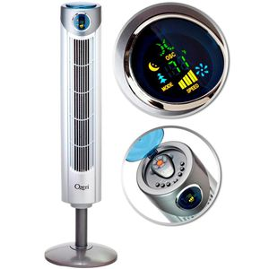 Ozeri Ultra 42-Inch Adjustable Oscillating Tower Fan with Noise Reduction Technology for Sale in Woodbridge Township, NJ