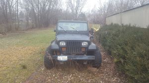 1993 Jeep Wrangler for Sale in Lockport, IL