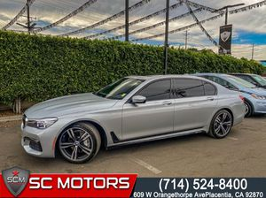 2018 BMW 7 Series for Sale in Placentia, CA
