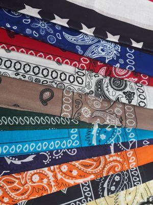 Bandanas for Sale in San Jacinto, CA