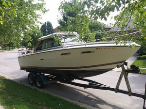 1979 Sea Ray Cuddy 24' Boat SRV 240 for Sale in Lexington, KY