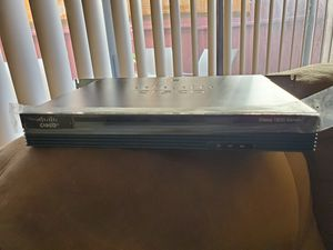 Cisco 1921 router for Sale in Riverside, CA