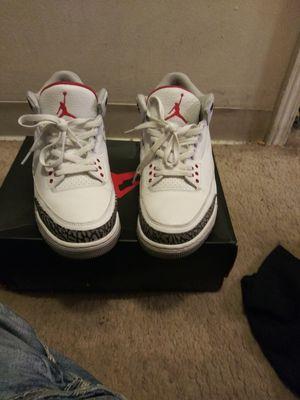 Jordan 3s for Sale in Detroit, MI