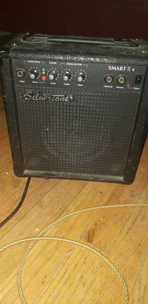Silvertone smart ii s amp for Sale in Fort Worth, TX