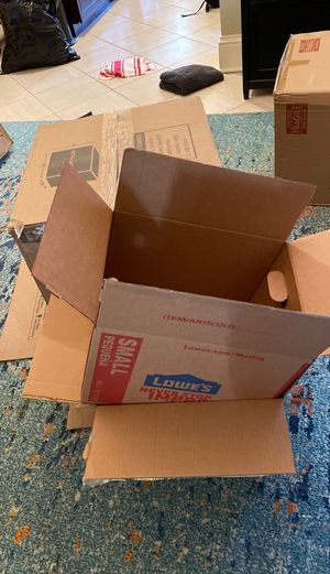FREE moving boxes! Tons of them. for Sale in Norfolk, VA
