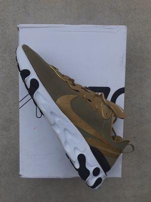 Nike React Element 55 'Metallic Gold' for Sale in Las Vegas, NV