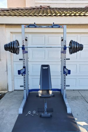 EXERCISE FITNESS HOME GYM EXCELLENT CONDITION for Sale in Riverside, CA