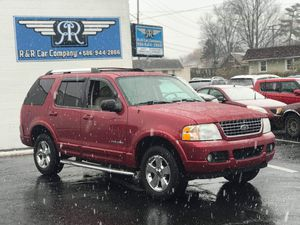 2005 Ford Explorer Limited SUV 3 RD ROW SEATING for Sale in Clinton Township, MI
