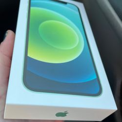 iPhone 12 Brand New With box 128gb for Sale in San Diego,  CA