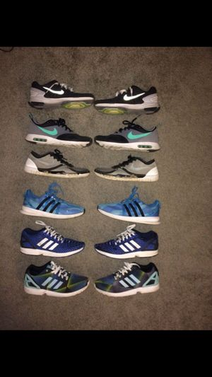 6 pairs of shoes for $100 for Sale in Alexandria, VA