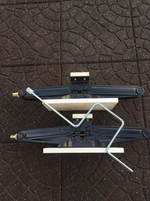 Two RV stabilizer jacks for Sale in Burlington, NJ