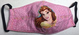 Handmade Disney themed face masks for children Rapunzel for Sale in Altamonte Springs, FL