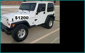 ֆ12OO Jeep Wrangler for Sale in Burbank, CA