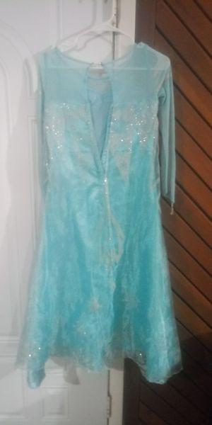 Frozen Halloween costume for Sale in Pensacola, FL
