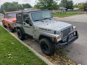 06 Jeep Wrangler for Sale in American Fork, UT