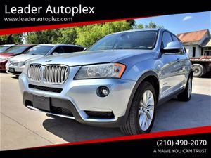2014 BMW X3 for Sale in San Antonio, TX