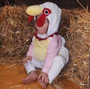 Toddler Rooster Halloween Costume 12-18months for Sale in Auburn, WA