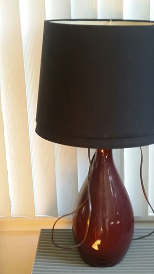 Lamps with shade for Sale in Los Angeles, CA