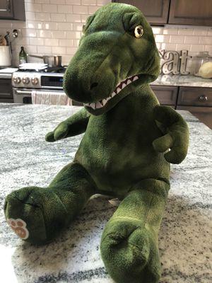 Build-a-Bear Dinosaur Puppet Plush Stuffed Animal for Sale in Lockport, IL