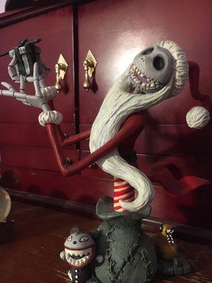 Nightmare Before Christmas Jack Skellington as Sandy Claws figure for Sale in Norfolk, VA