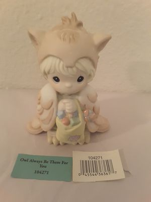 Sentimental Themed Precious Moments Porcelain Figurines for Sale in Brown Deer, WI