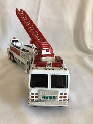 Hess Collectible Toy Fire Truck for Sale in Phoenix, AZ