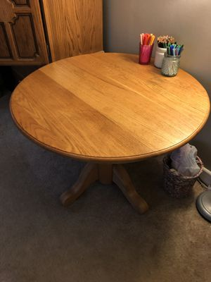 Oak Kitchen Table for Sale in Paducah, KY