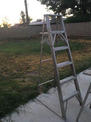 6 foot aluminum ladder for Sale in Phoenix, AZ
