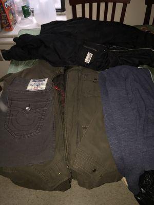 3 jackets True Religion Jeans & Blazer for Sale in Bronx, NY