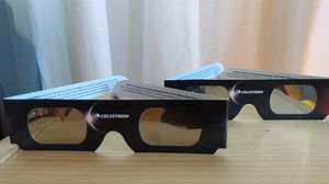 Eclipse glasses Celestron brand for Sale in Seattle, WA