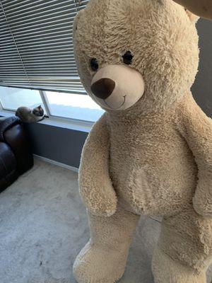 Big teddy bear for Sale in El Mirage, AZ