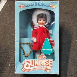 Sunrise in America Doll 1982 NOS #3201-8 for Sale in Lakeside, CA