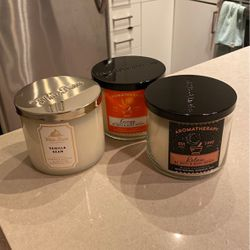 Bath and Body 3-wick Candles for Sale in Washington,  DC