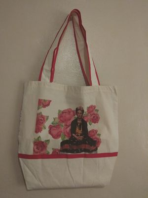 Frida Kahlo handmade tote bag for Sale in Reedley, CA