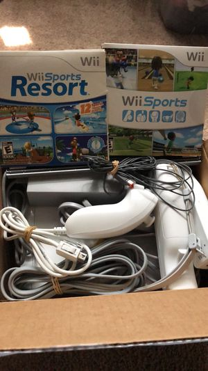 Wii console for Sale in Durham, NC
