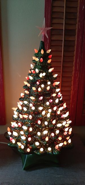 Ceramic Christmas Trees for Sale in Chapin, SC