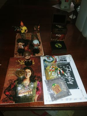 Firefly Lootcrate Collectibles for Sale in San Gabriel, CA